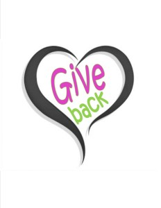 give back heart